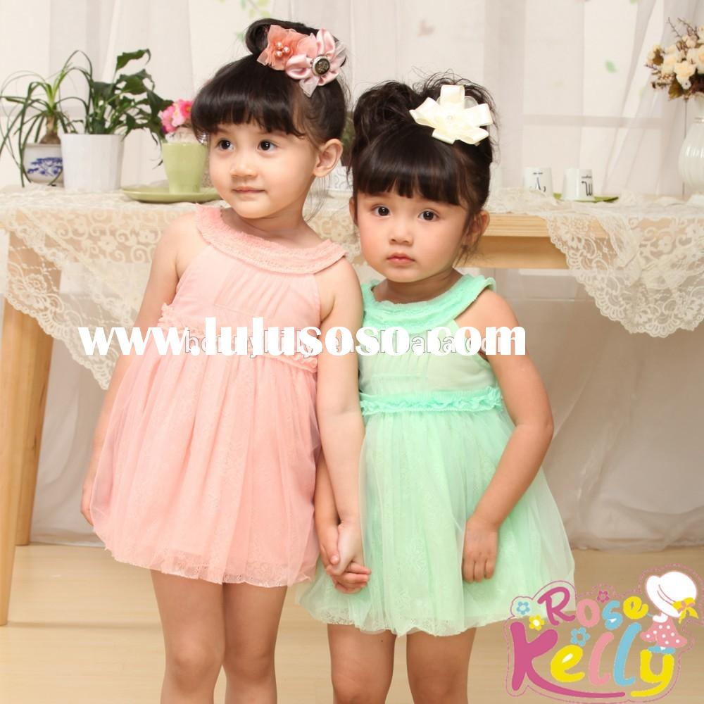 New Fashion baby dress,cute adorable kids dress,baby frock designs