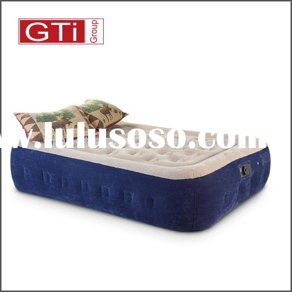 New design ,good quality queen size air mattress with pressure pump