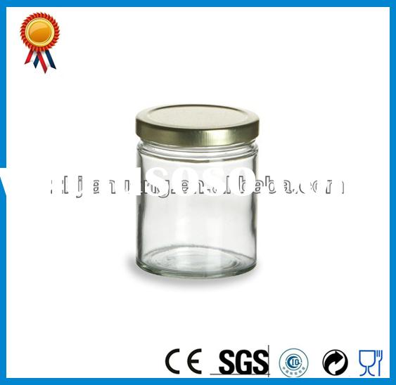 Wholesale Glass Jam Jars With Tin Cap