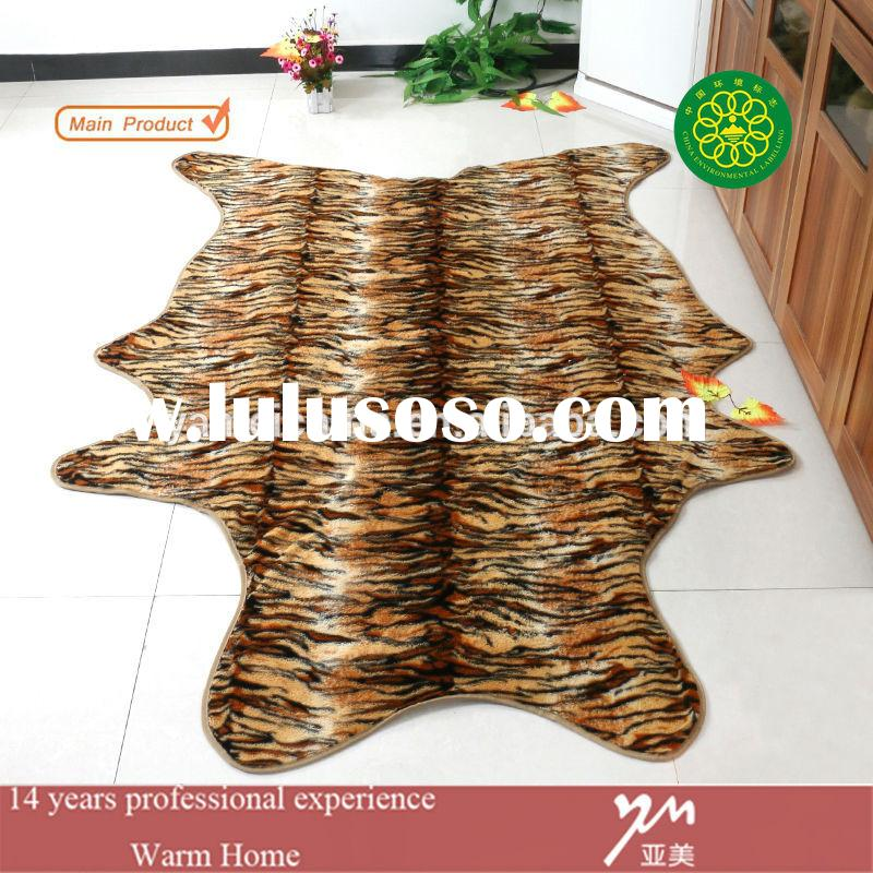 Cow Hide Rugs Faux Animal Fur Cow Rug For Sale