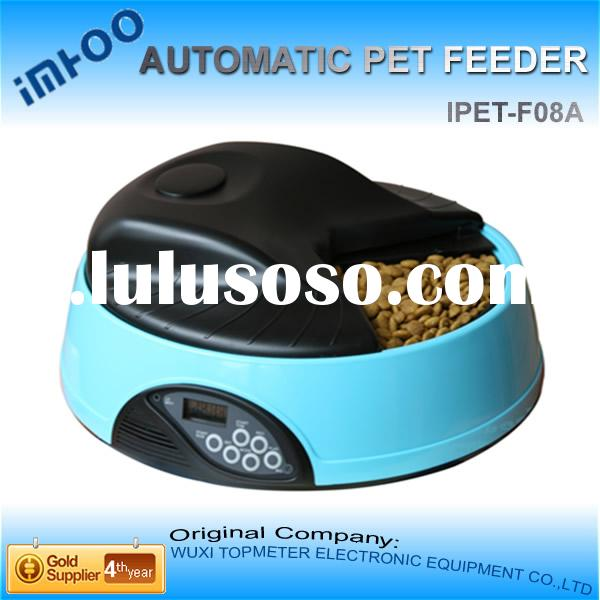 solar pet water bowls cpet hamster feeder easy to control Automatic Pet Feeder
