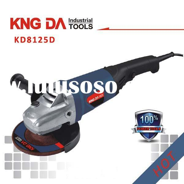 KD8125D 125mm 1380W dexter power tools hilti tool prices angle grinder