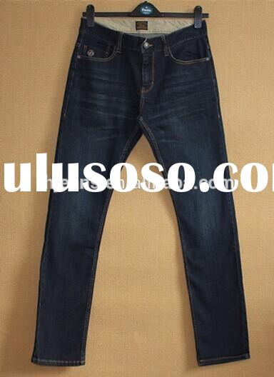 Men Cheap Jeans Men's basic 5 pockets Jeans OEM Manufacturers in China $5.7/pcs jeans for m