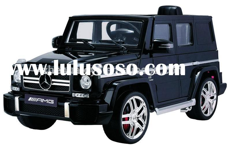 Newest Big Ride on Car 12V Mercedes Benz G63 Licensed Battery Operated Baby Electric Toy Car Vehicle
