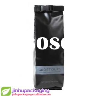 aluminum foil bottom gusset bags retail food packaging bottom gusset bags for packaging