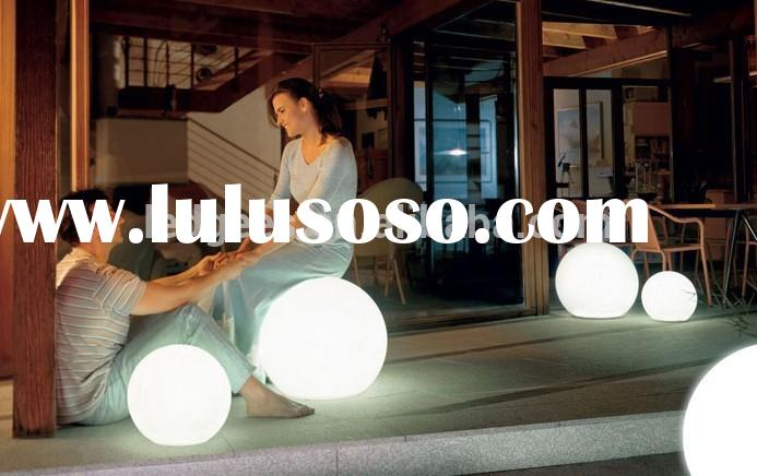 led pool ball floating ball light for swimming pool