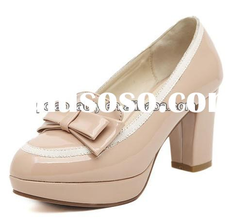 oullis shoes fashion hot sale lady high heels PH2824