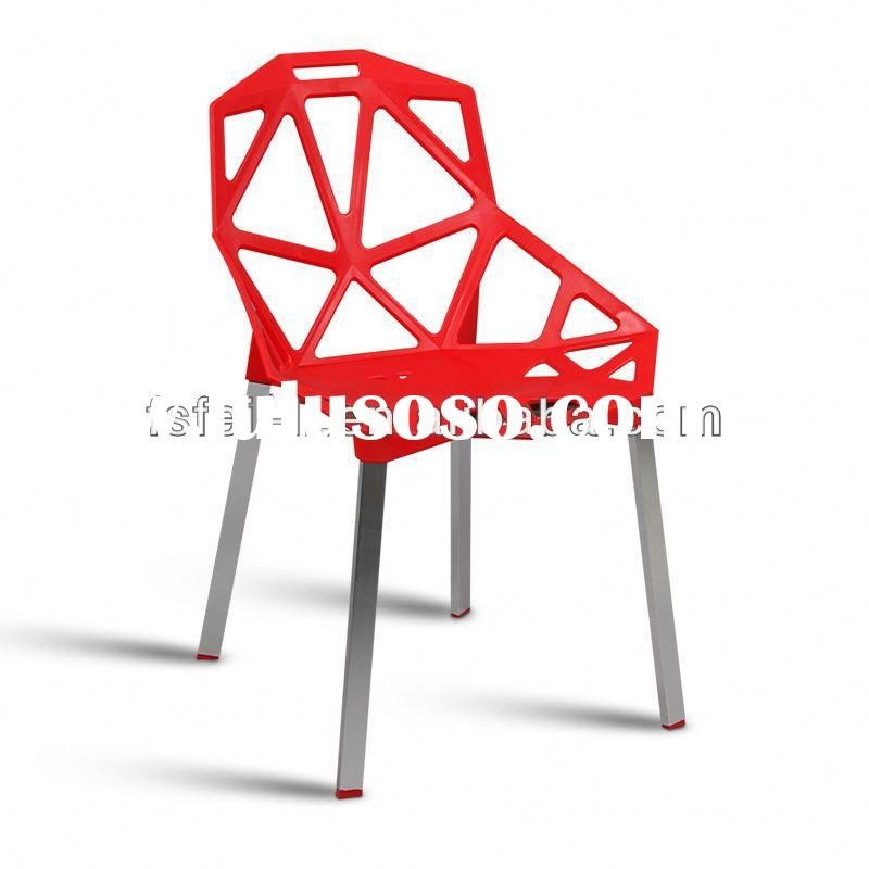 Cheap plastic chair dining room chair covers round back for restaurant