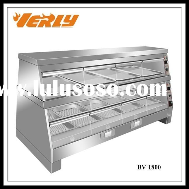 HOT SALE! Stainless Steel Food Warmer for Catering BV-1800