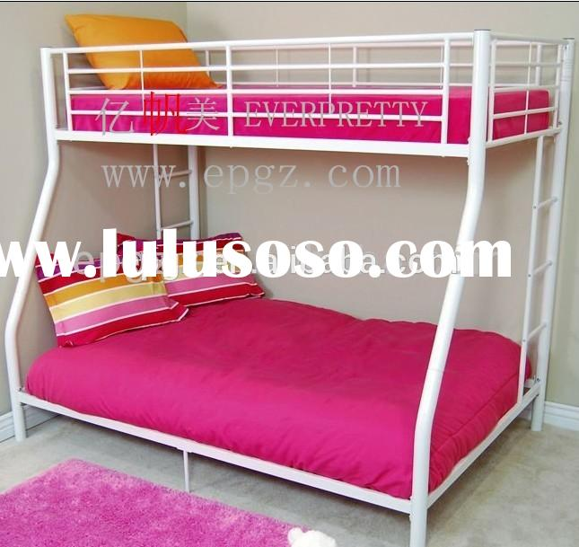 Hot Sale Used Cheap Triple Bunk Bed for Sale, Metal Frame Bunk beds For Adult Bedroom Furniture