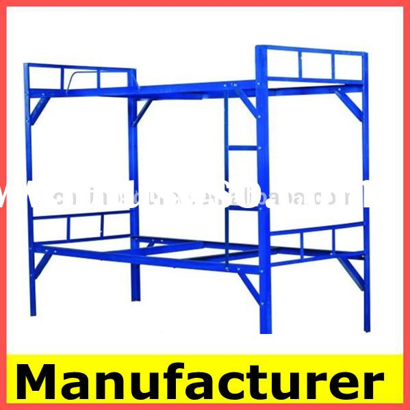 Hot sale Classic cheap bunk steel-wood furniture, used bunk beds for sale