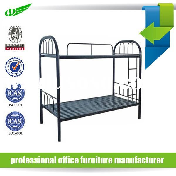 On sale durance cheap used metal bunk bed for heavy people