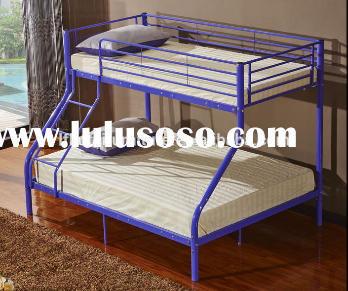 Folding Metal Bunk Bed For Sale Metal Double Deck Bed For