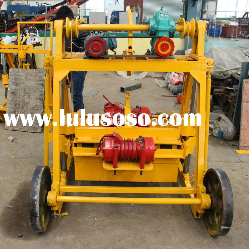 used compressed earth block machine sale