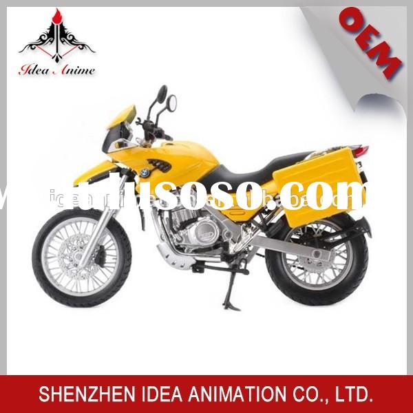 2015 High Quality Wholesale Fashion 1:12 mini electric motorcycle model for kids