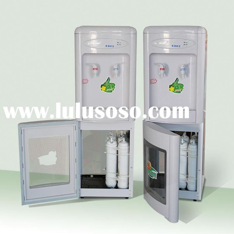 7 stage filter polar water cooler standing water dispenser