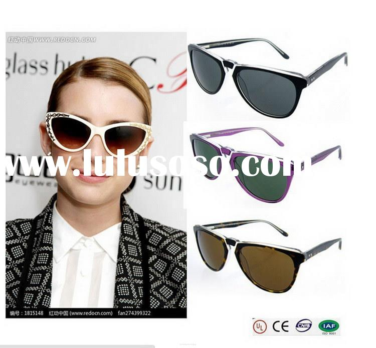 Designer/most popular/acetate high end eyeglass frames