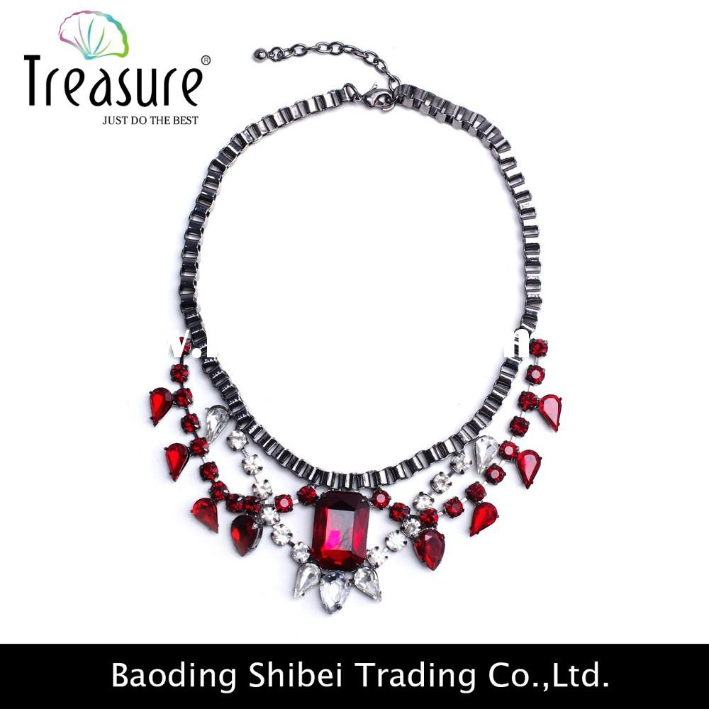 High quality handmade rosary necklace for women