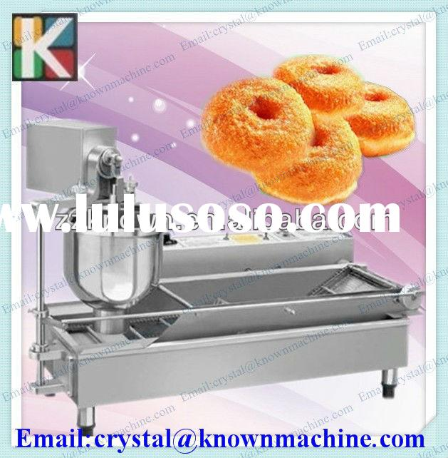New big capacity commerical electric donut fryer
