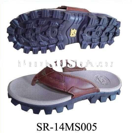 hot-selling pure leather sandals for men cheap leather sandal sandals men
