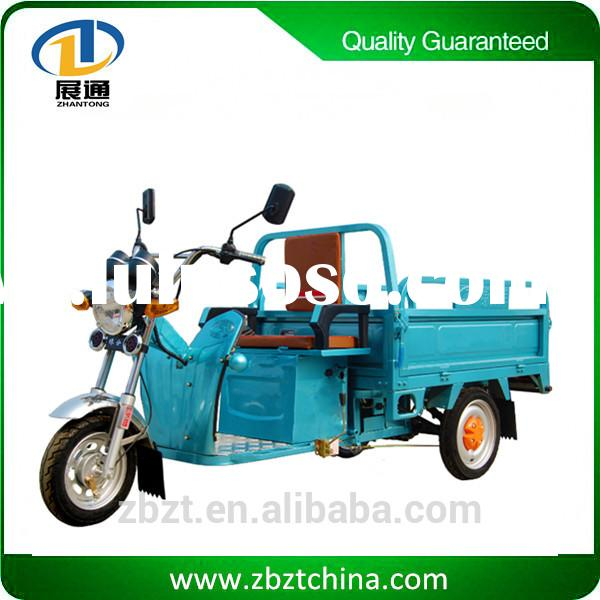 2014 best three wheel cargo electric tricycle for adults on sale