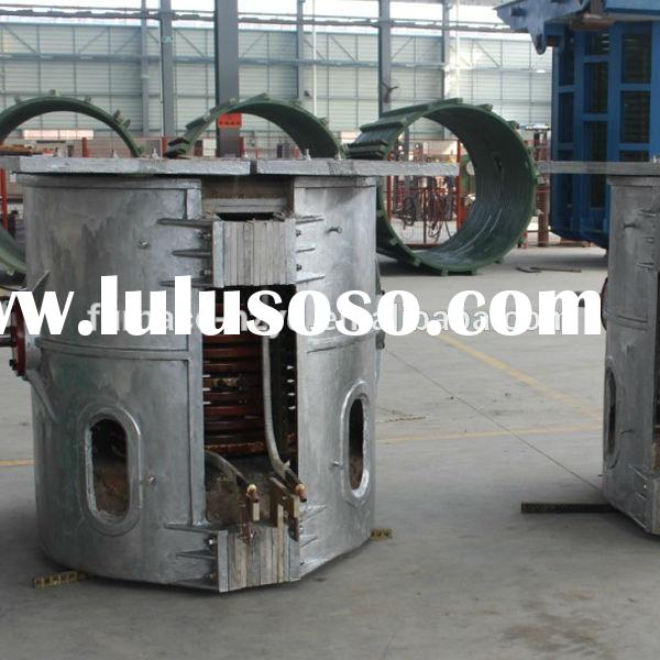 Electric furnace,small copper melting furnace