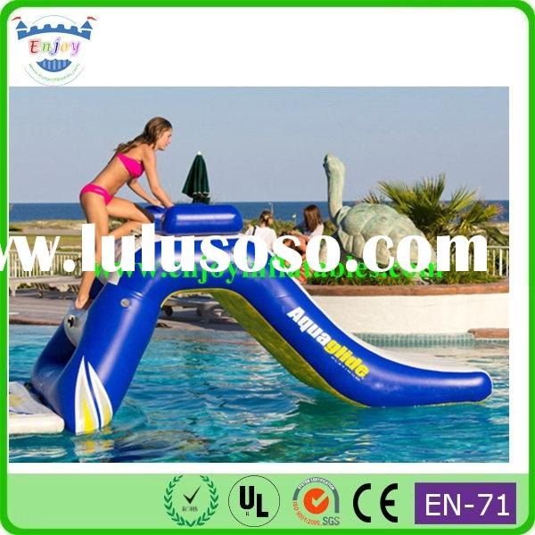 Giant Inflatable Water slide Wheel Swimming Pool Toy Safe For adult