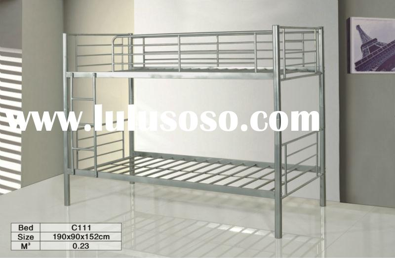 Queen size metal bed frame