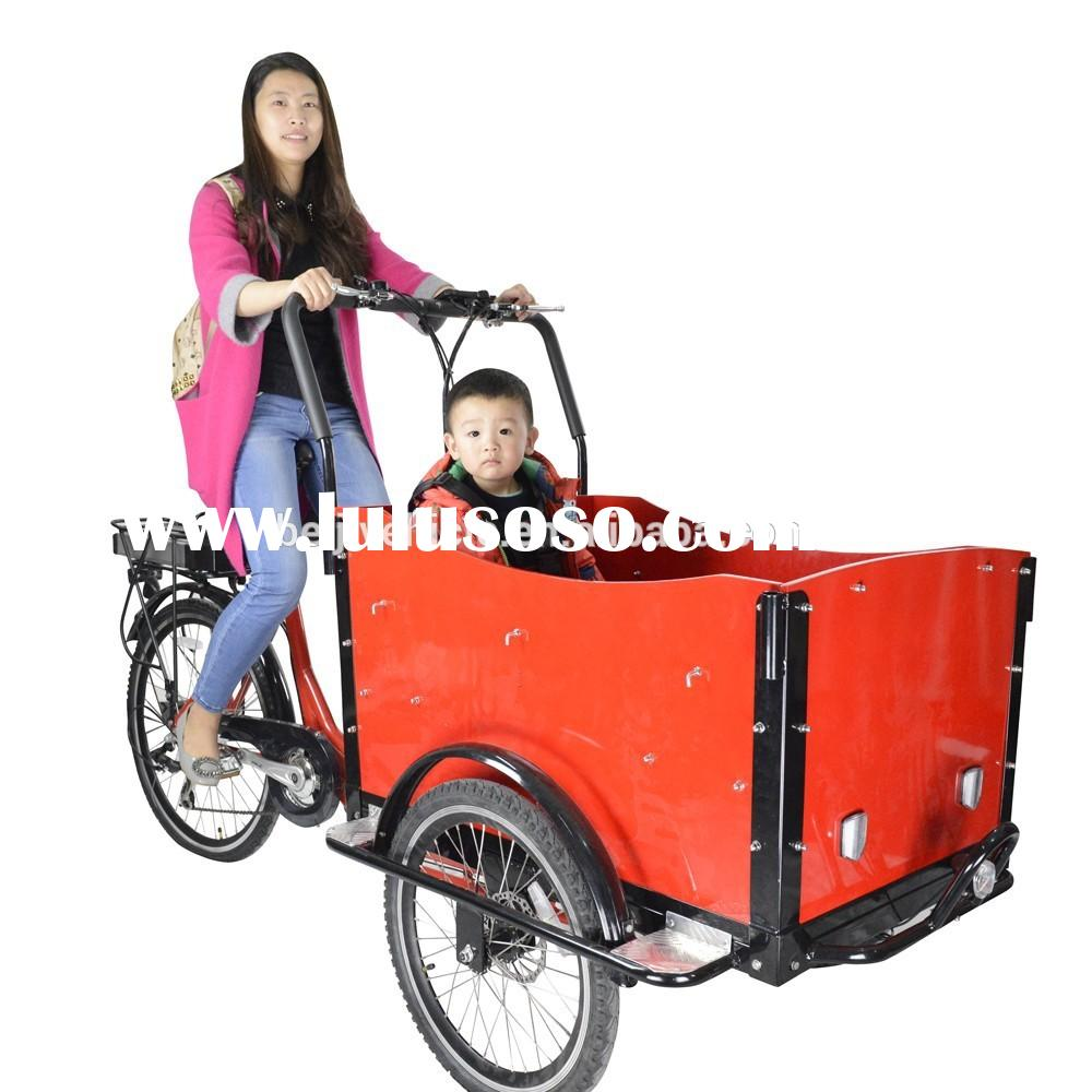 best quality three wheel cheap electric adult tricycle for sale for passenger