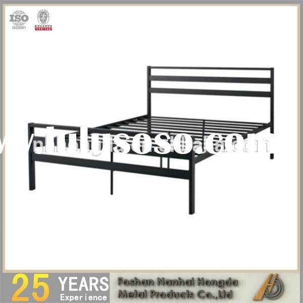 metal queen size bed frame for Europe