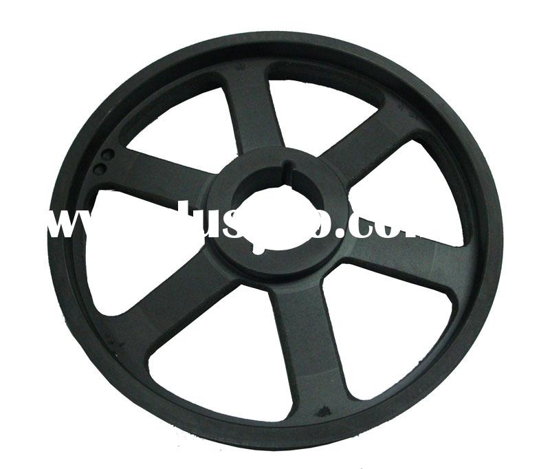 22180061 rubber motor pulley for IR screw air compressor parts