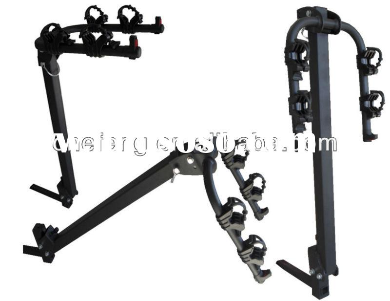 Car Bike Carrier for SUV,bike carrier loading four bicycle,hitch bike carrier