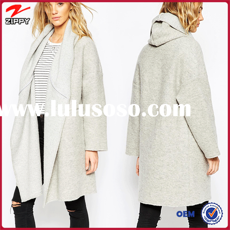 Fashion design woman winter coat