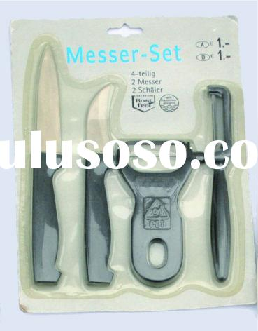 LFGB/FDA certificated kitchen tools and equipment and uses