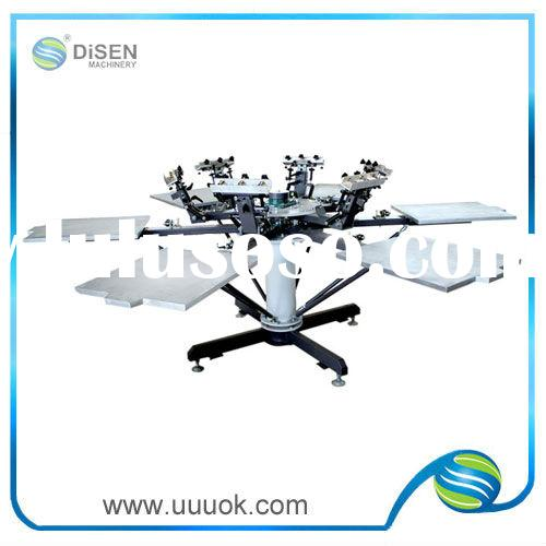 Silk screen printing equipment for sale