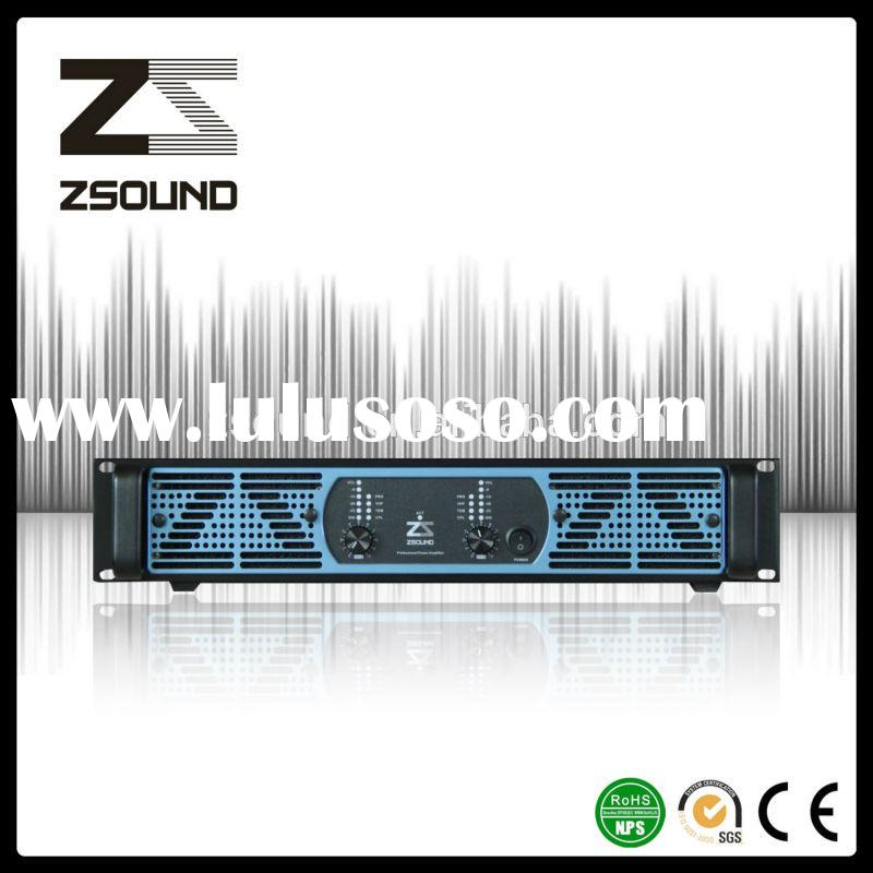 china pro audio brand power amplifier for line array speaker