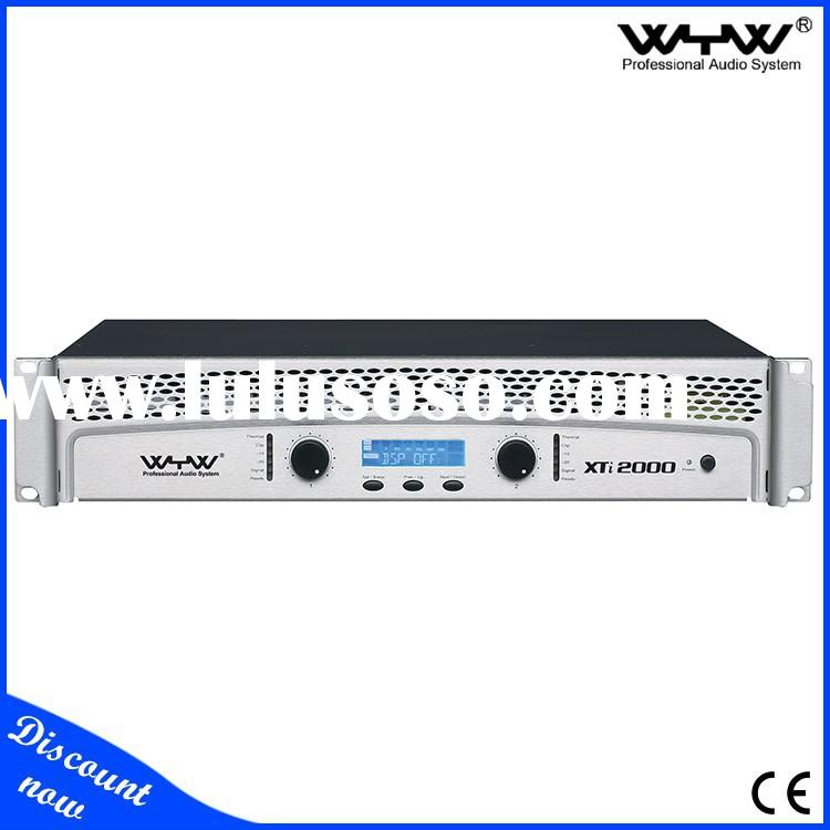 e sound amplifiers amplifier for powered speaker of xti2000