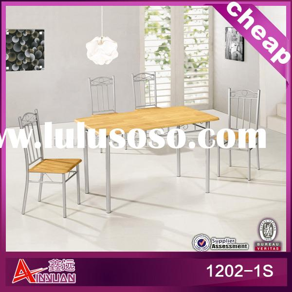 panel rectangle dining table legs wrought iron