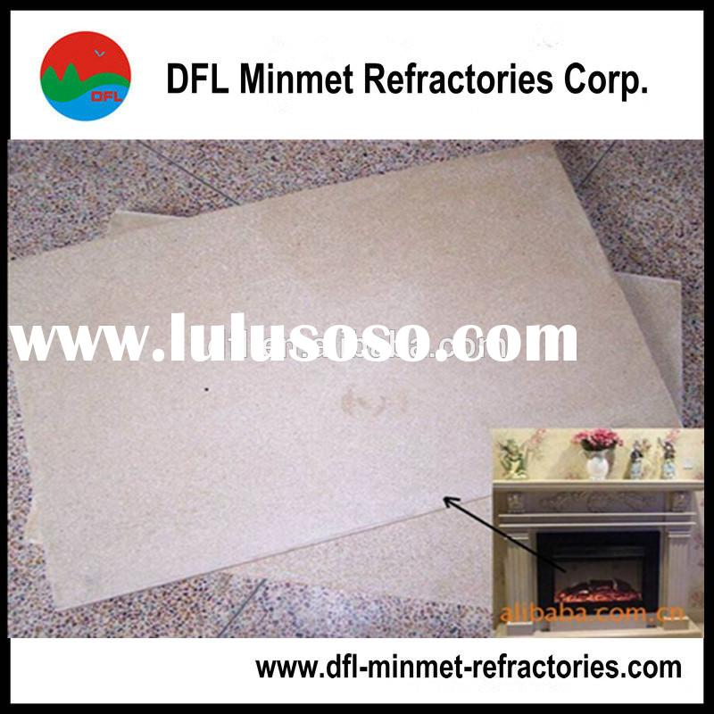 Fireproof Insulation For Chimney : Fireproof material vermiculite boards fire board for