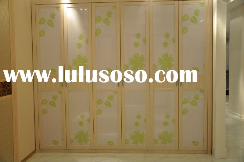 Modern hot sale E1 grade closet and wardrobe for Bedroom Furniture from Chiwah