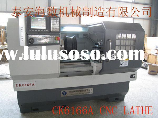 CK6166A Mag Wheel Rim Repair CNC Lathe/Alloy Wheel Repair Equipment
