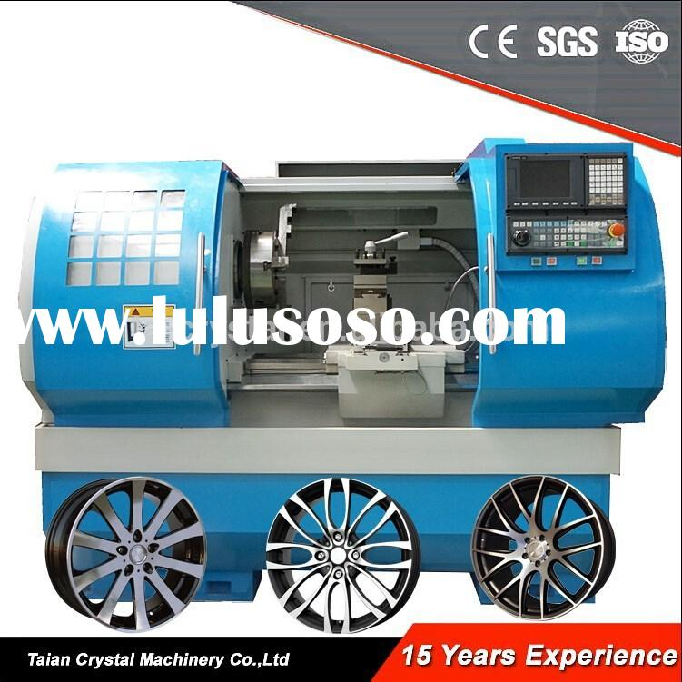 Mag Wheel Refinishing Machine Rim Repair Equipment Price AWR2840