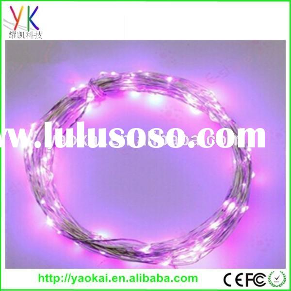 2015 decoration christmas Battery Operated Led String Light With Timer
