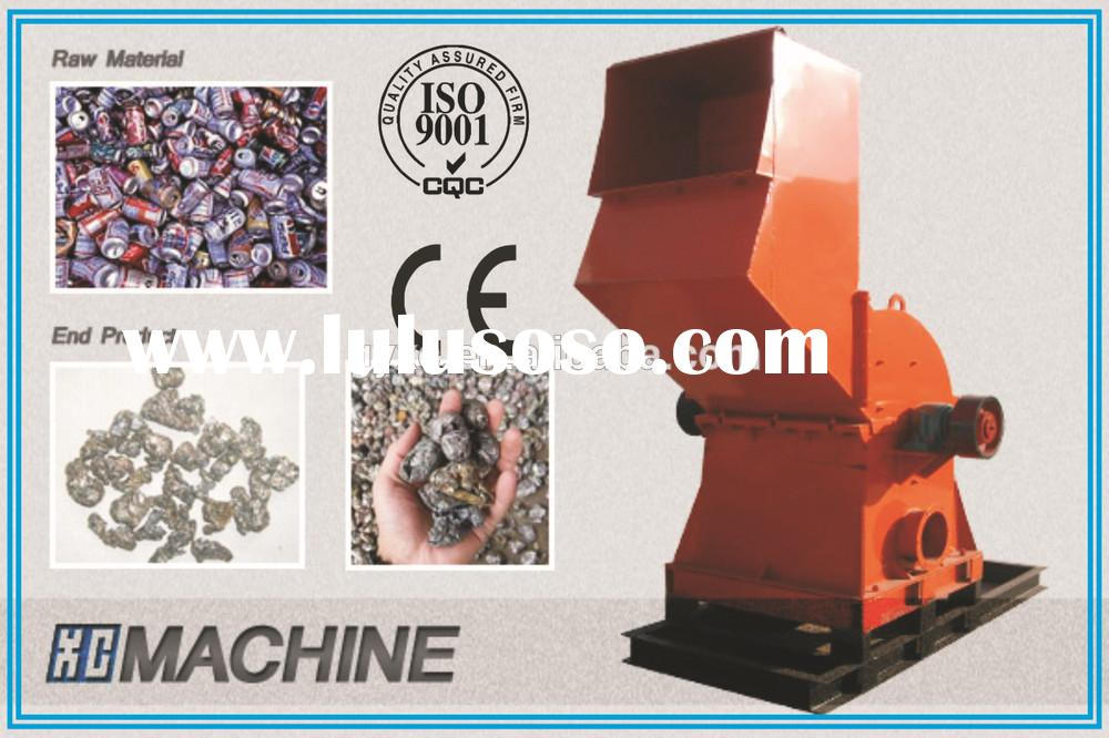 Automatic Aluminum Can Crusher with Low Cost and High Capacity for Crushing CansTin Can Crusher Indu