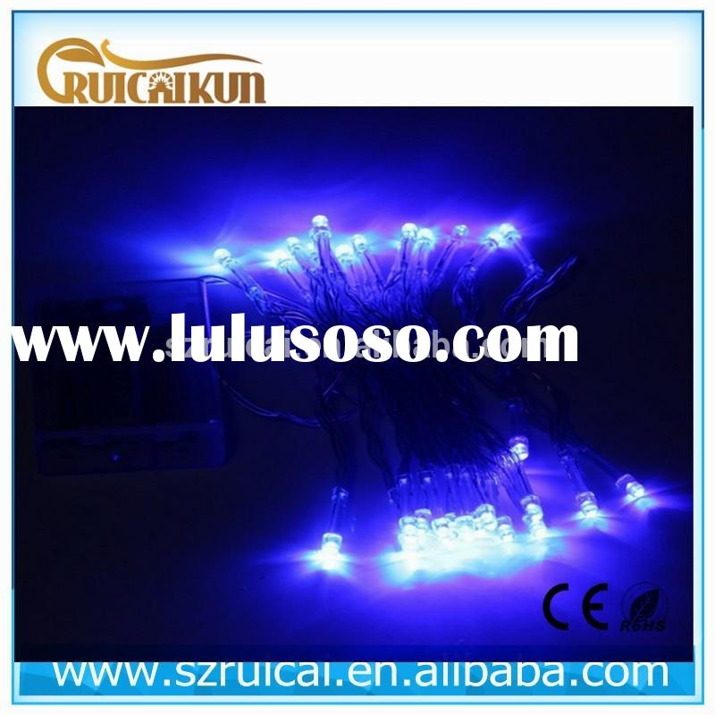 Battery Operated Christmas Fairy lights String Lights 3.5M 30 LEDs multicolor light