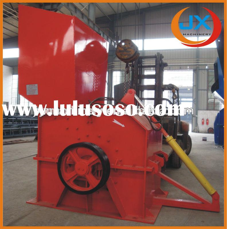 automatic industrial aluminum can crusher