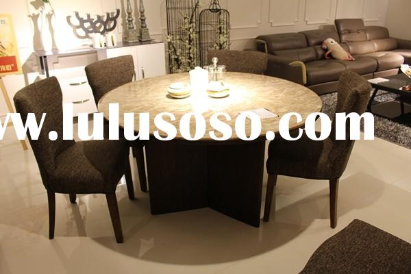 dining room furniture leather dining chair restaurant tables CT510 & CY510