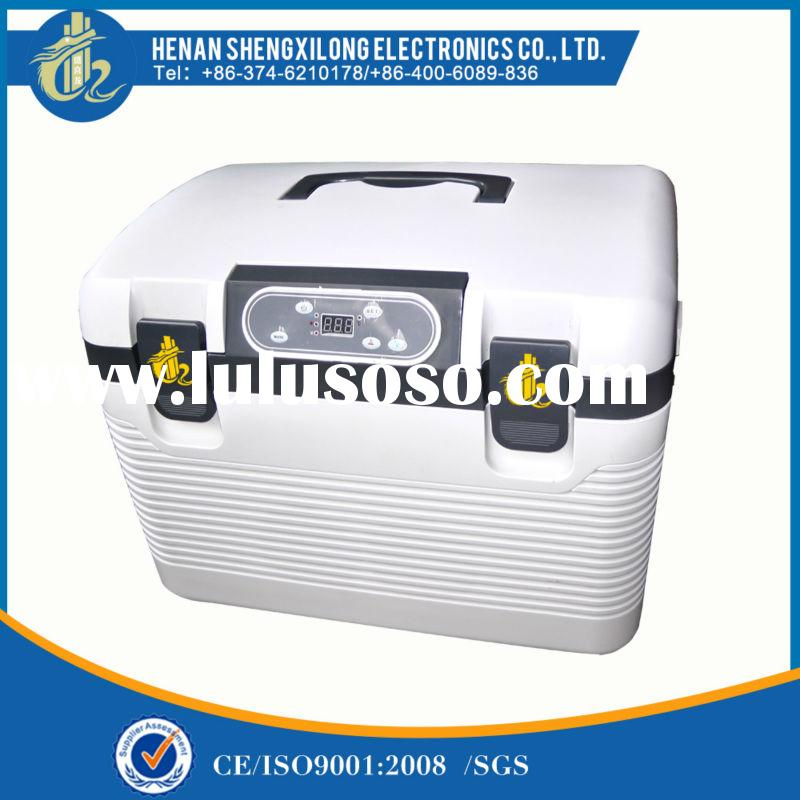 18L portable fridge freezer 12 volt car refrigerator
