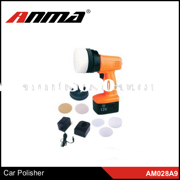 Adjustment speed car polisher new design car polish /cordless car polisher