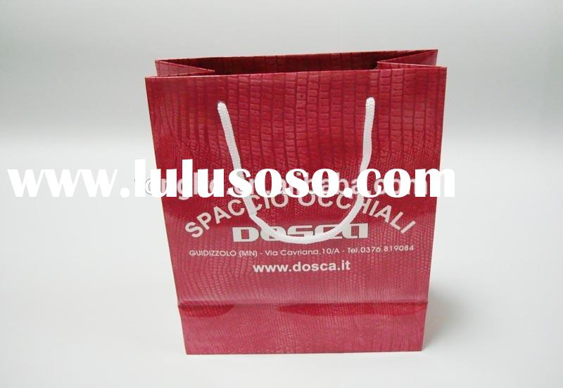 Good Printing Custom Decorative Color Fancy Small Candy Paper Bag